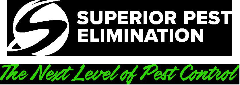 Superior Pest Elimination Footer Logo